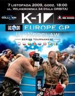 K-1 KoK Europe GP 2009 in Wrocław